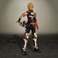Star Ocean The Last Hope Edge by ArmachamCorp