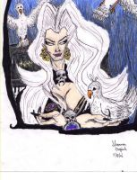 My Tribute 2 Lady Death by Shannon-Gaspich-1981