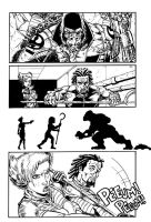 Extinctioners inks p5 by markwelser
