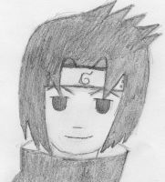 Young Sasuke by sohol