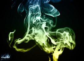 Colored Smoke by tfw92