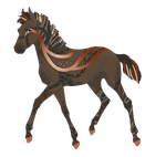 Padro Foal Design 7697 for Feya-san by theMadFurball
