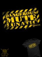 Dangerous Mute Lunatic by R-evolution-GFX