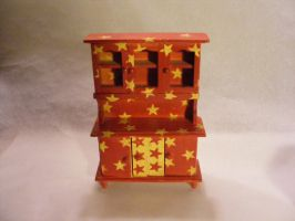 Doll House Furniture by deviantmike423