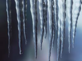 Icicles by disher