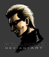 Midnight Wesker by franzD