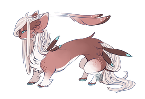 Feerlings ~ 3 (Closed) by LunarAdopts