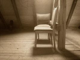 Old chair by Lairis77
