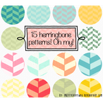 Herringbone Patterns by PrettyLadySwag