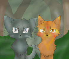 Hollyleaf AMV frame 2 by Falconiaes-iNSaNiTY