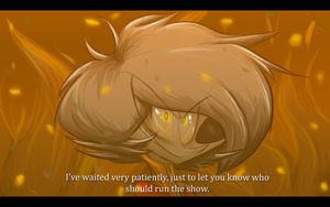 Flint's Waited Very Patiently by MtfoxX3