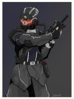 Helghast Tactician by Jamz671
