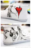 The Used-Alex Pardee Shoes -R by blue--and--yellow