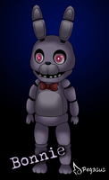 Bonnie by LudiculousPegasus