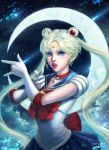 Sailor moon by zhowee14