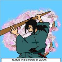 My first Sano by Neox666