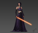 Jedi Noble Concept by Xelandra