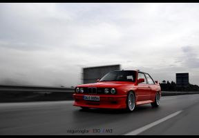 BMW E30 M3 - 15 by rugzoo