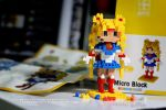 Sailor Moon block figure by foundcanvas14