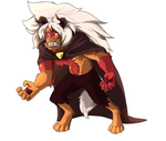 Jasper the Beast by KyuubiCore