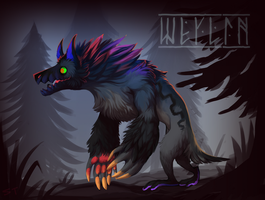 [CLOSED] Adopt auction - WEYLIN by Terriniss
