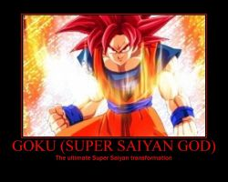 Super Saiyan god by Explosivemig344