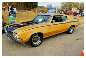 1970 Buick GSX by TheMan268