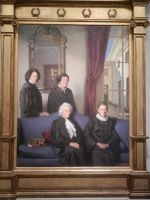 Four Female Supremes by Flaherty56
