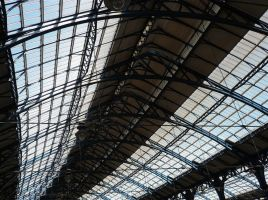railway roof2 by awjay