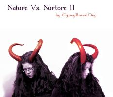 Nature Vs. Nurture II by che4u
