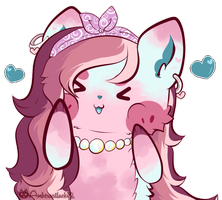 Starrlita .:Squish Face Commission:. by Ambercatlucky2