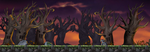 MapleStory Backgrounds - Haunted Forest by Akarituturu