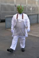 Silurian Doctor Cosplay (1) by masimage
