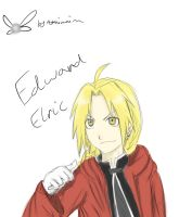Edward Elric by Akainai