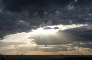 Rays of Sun by CD-STOCK Premium Stock by CD-STOCK