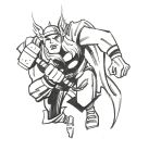 Thor by zzpoil