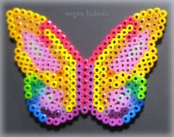 Beaded Wings by MeganTheartist