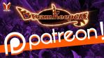 Patreon Launch Announcement by Dreamkeepers