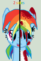 2 Sides by DurpyHooves21