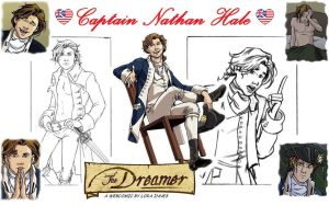 Nathan Hale Desktop, Revised 2 by Imalshen
