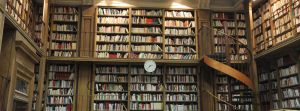 Library by Gwenabidule