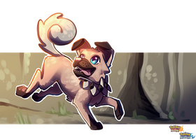 [Iwanko] Dog adoptab... Oh wait, that's a pokemon by Valuiss