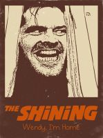 The Shining by crilleb50