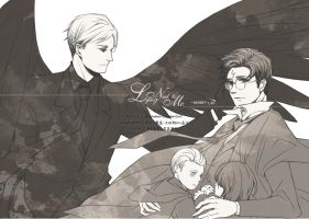 2013 Harry Potter Muryou Cover - Drarry by SandyC216