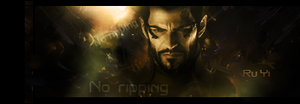 Deus Ex 3: Human Revolution by FeveredDreams
