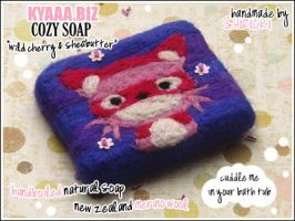 kyaaa.biz Soap - Mad Cat by shiricki
