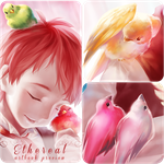Ethereal Artbook Preview by Aka-Shiro