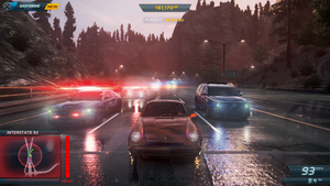 Need For Speed Most Wanted 2012 Police Chase by neilparkerjr