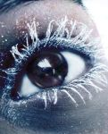 Frozen eye by JannieT