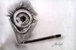 Eye by Sherlyy